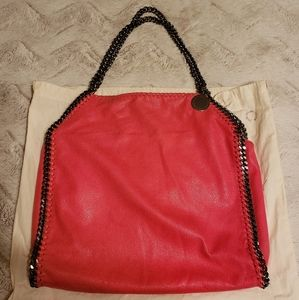 Stella McCartney Small Falabella Shaggy Deer Tote